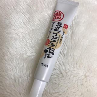 キャンメイク(CANMAKE)の豆乳イソフラボン アイクリーム(アイケア/アイクリーム)