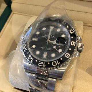ロレックス(ROLEX)の【supreme様専用】ロレックス GMTマスター2 116710LN(腕時計(アナログ))