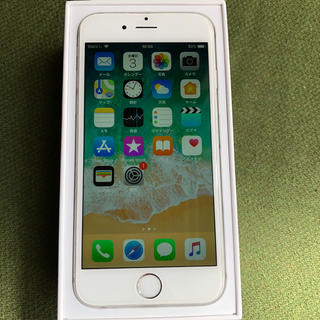 アイフォーン(iPhone)のApple iPhone6  64gb SIMフリー(スマートフォン本体)
