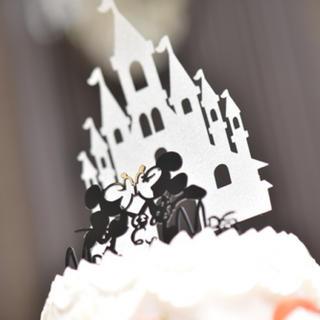 ディズニー(Disney)のディズニー♡ケーキトッパー(その他)
