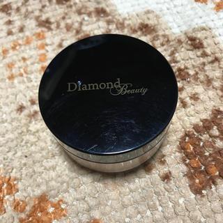 ダイヤモンドビューティー(Diamond Beauty)のダイアモンドビューティーパフNo2(ドーリーフェイス)(フェイスパウダー)