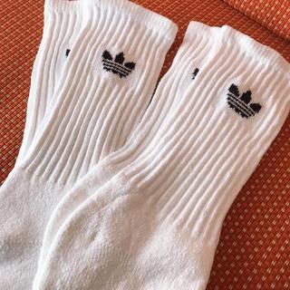 アディダス(adidas)のアディダス ソックス / 靴下 2足(ソックス)