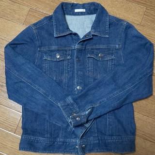 ジーユー(GU)のデニムジャケット150サイズ(ジャケット/上着)
