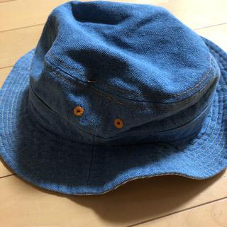 ジーユー(GU)の帽子(帽子)