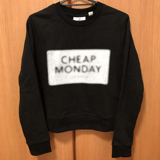 チープマンデー(CHEAP MONDAY)の【5月3日まで】 cheap monday スエット トレーナー(トレーナー/スウェット)
