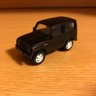 アオシマ(AOSHIMA)のアオシマ スズキ ジムニーSJ30コレクション SJ30 ブラック(ミニカー)