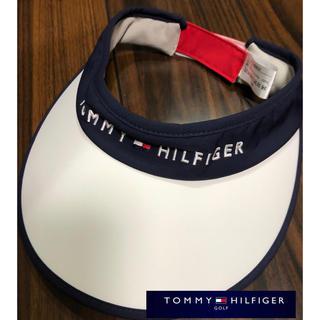 トミーヒルフィガー(TOMMY HILFIGER)の新品未使用 Tommy Hilfiger サンバイザー(その他)