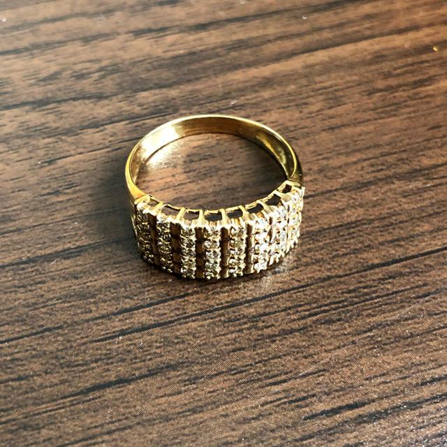 18K リング ダイヤ 1ct レディースのアクセサリー(リング(指輪))の商品写真