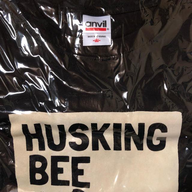 HIGH!STANDARD(ハイスタンダード)のhusking bee Tシャツ air jam エンタメ/ホビーのタレントグッズ(ミュージシャン)の商品写真