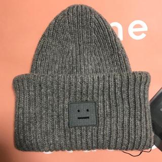アクネ(ACNE)のAcne Studios ニット帽 ビーニー(ニット帽/ビーニー)