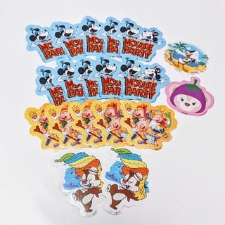 ディズニー(Disney)の香港ディズニー限定ステッカー🏰💕✨(キャラクターグッズ)