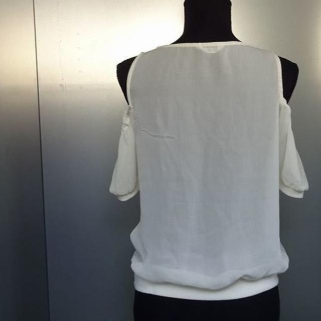 しまむら(シマムラ)の【Cornflake】オープンショルダートップス レディースのトップス(カットソー(半袖/袖なし))の商品写真