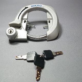 ニッコー(NIKKO)の特価 自転車用錠前 (その他)