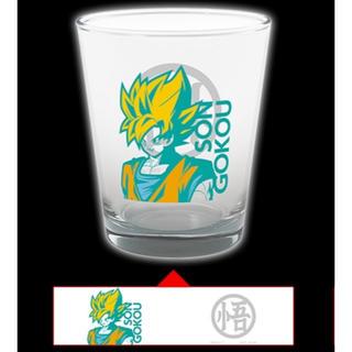 ドラゴンボール(ドラゴンボール)の一番くじ ドラゴンボールファイターズ ❁ スモーク グラス 4点セット!(グラス/カップ)