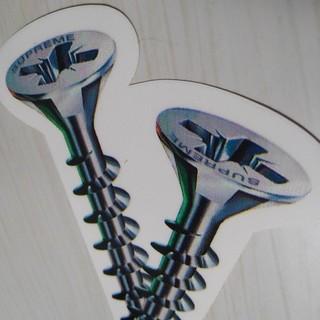 シュプリーム(Supreme)のシュプリーム 正規品 ステッカー PC ノートパソコン 車 バイク 工具箱(トラベルバッグ/スーツケース)