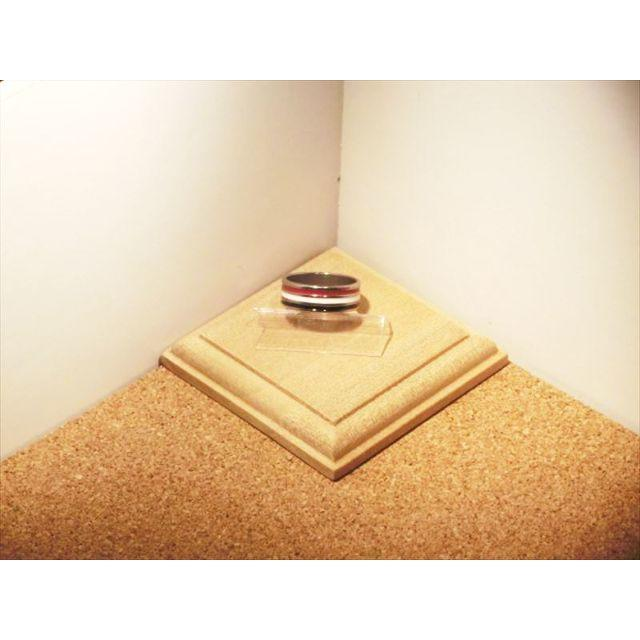 【ステンレスリング】【12号】シルバー色 3色横ラインリング(赤白黒)【指輪】 メンズのアクセサリー(リング(指輪))の商品写真
