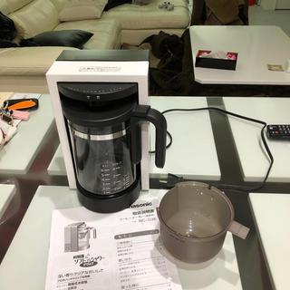 パナソニック(Panasonic)のパナソニックコーヒーメーカーNC-D26(コーヒーメーカー)