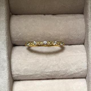 ブルーム(BLOOM)のゴールド ピンキーリング(リング(指輪))