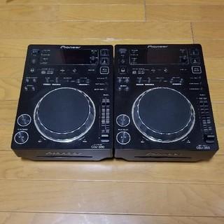 パイオニア(Pioneer)の【値下げ交渉OK】pioneer CDJ 350 2個セット(CDJ)