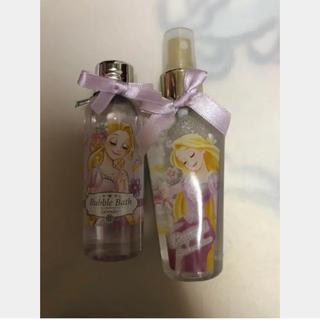 ディズニー(Disney)のラプンツェル フレグランスミスト バブルバス(香水(女性用))