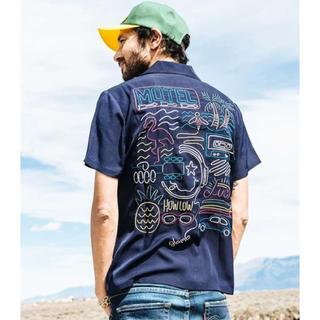 10156a4668ce グラム(glamb)の新品 glamb The Psychedelica SH ザサイケデリカシャツ(シャツ