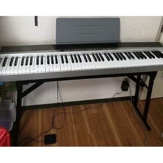 カシオ(CASIO)のカシオ privia PX-120 スタンド ペダル付き 電子ピアノ(電子ピアノ)