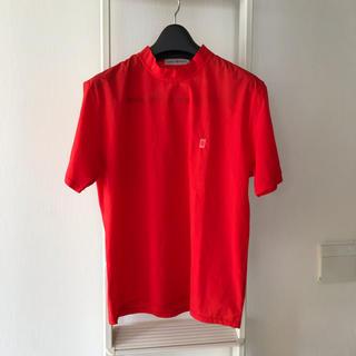 シーピーカンパニー(C.P. Company)のMassimo Osti Production モックネック カットソー(Tシャツ/カットソー(半袖/袖なし))