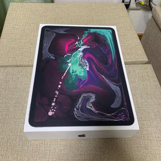 アイパッド(iPad)のiPad Pro 11インチ 256GB スペースグレイ MTXP2J/A (タブレット)