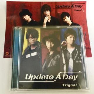 Trignal CD 「Update A Day」 豪華盤(その他)