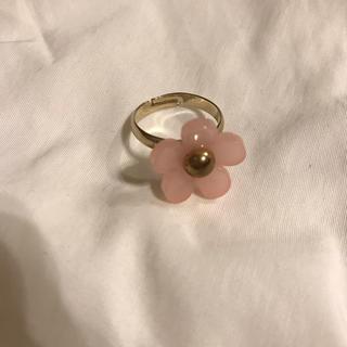 フラワー(flower)のお花リング(リング(指輪))