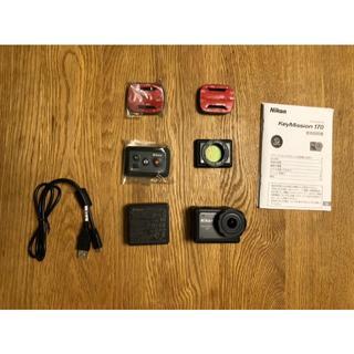 ニコン(Nikon)のニコン KeyMission 170 純正チェストマウントセット(ビデオカメラ)