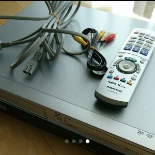 パナソニック(Panasonic)のPanasonic DVDレコーダー DMR-EH75V  VHS(DVDレコーダー)