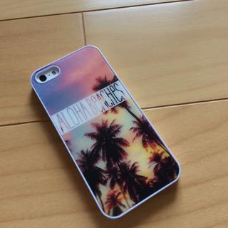 エイチアンドエム(H&M)のiPhone5用カバー(モバイルケース/カバー)