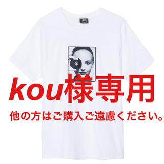ステューシー(STUSSY)のkou様 専用 STUSSY Printemps 19 tee(Tシャツ/カットソー(半袖/袖なし))