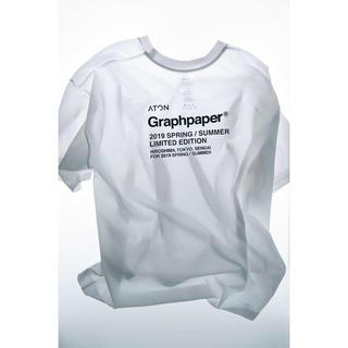 ATON×Graphpaper PRINT OVERSIZED T-SHIRT(Tシャツ/カットソー(半袖/袖なし))