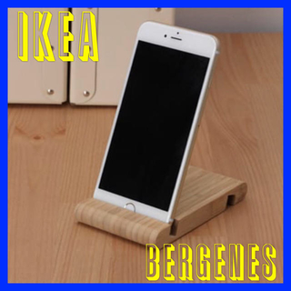 イケア(IKEA)のIKEA BERGENES 携帯ホルダー 携帯スタンド 2つ(その他)