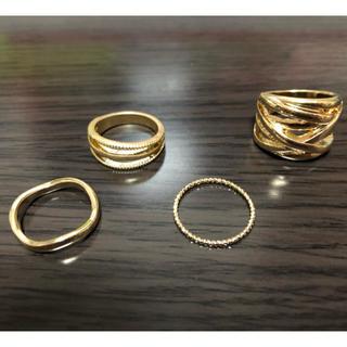 ジーユー(GU)の指輪 GU(リング(指輪))