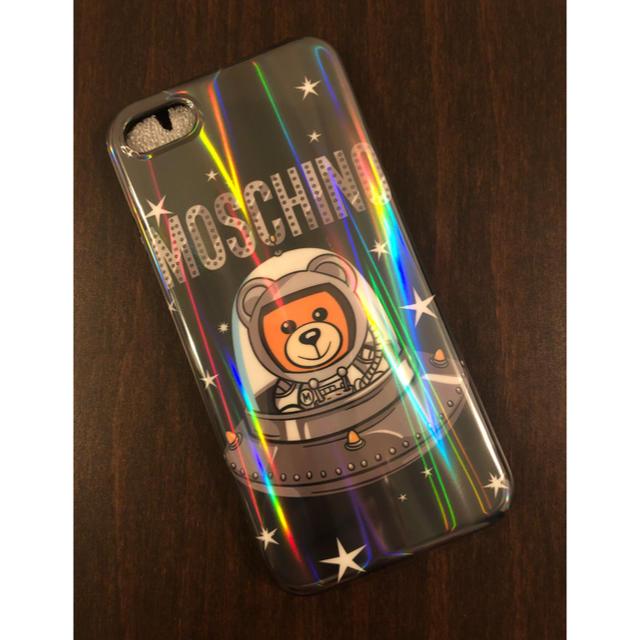 iphone7 ケース 薄い 手帳 | MOSCHINO - MOSCHINO iPhoneケース モスキーノ の通販 by yuzu♡'s shop|モスキーノならラクマ