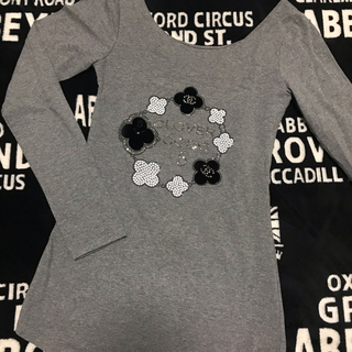 シャネル(CHANEL)の新品未使用 CHANEL トップス(Tシャツ(長袖/七分))