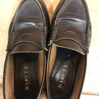 ハルタ(HARUTA)の使用済み ローファー(ローファー/革靴)