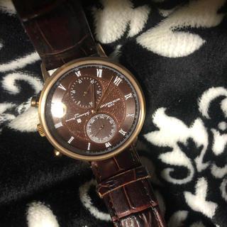 サルバトーレマーラ(Salvatore Marra)の時計(レザーベルト)
