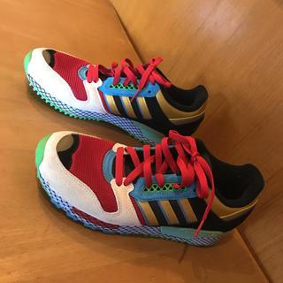 アディダス(adidas)の★値下げok★26.0cm【新品同様・貴重】★アディダス★  クエスター(スニーカー)