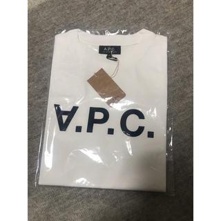 アーペーセー(A.P.C)の【未使用タグ付き】A.P.C.半袖TシャツメンズXS apcアーペーセー VPC(Tシャツ/カットソー(半袖/袖なし))