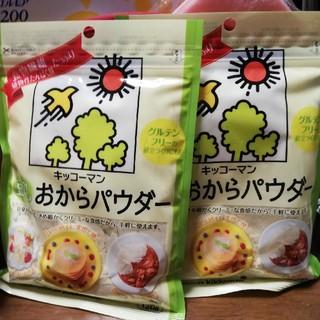キッコーマン 豆乳 おからパウダー(豆腐/豆製品)