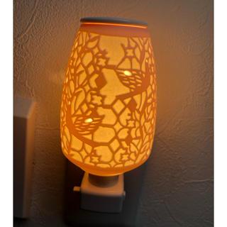 アロマ ランプ  ライト 間接照明 (アロマポット/アロマランプ/芳香器)