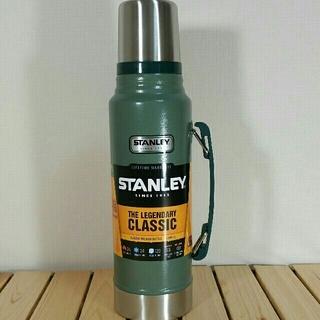 スタンレー(Stanley)の■新品 未使用■STANLEYスタンレー クラシックボトル 1L グリーン 水筒(食器)