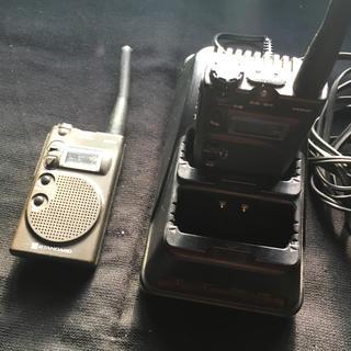 STANDARD HX809D 特定小電力トランシーバー (アマチュア無線)