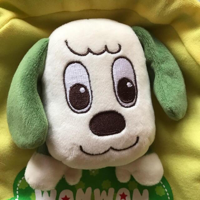 しまむら(シマムラ)のいないいないばぁ ワンワンリュック エンタメ/ホビーのおもちゃ/ぬいぐるみ(キャラクターグッズ)の商品写真