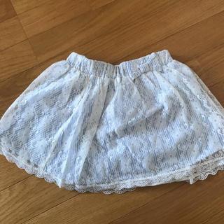 ジーユー(GU)のキッズ♡チュールスカート120(スカート)