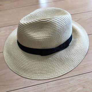 6dde098ad94815 麦わら帽子 中折れハット 白 gw. ¥900. ハニーズ(HONEYS)の麦わら帽子 ハット(麦わら帽子/ストローハット)